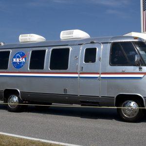 NASA Airstream Excella Motorhome