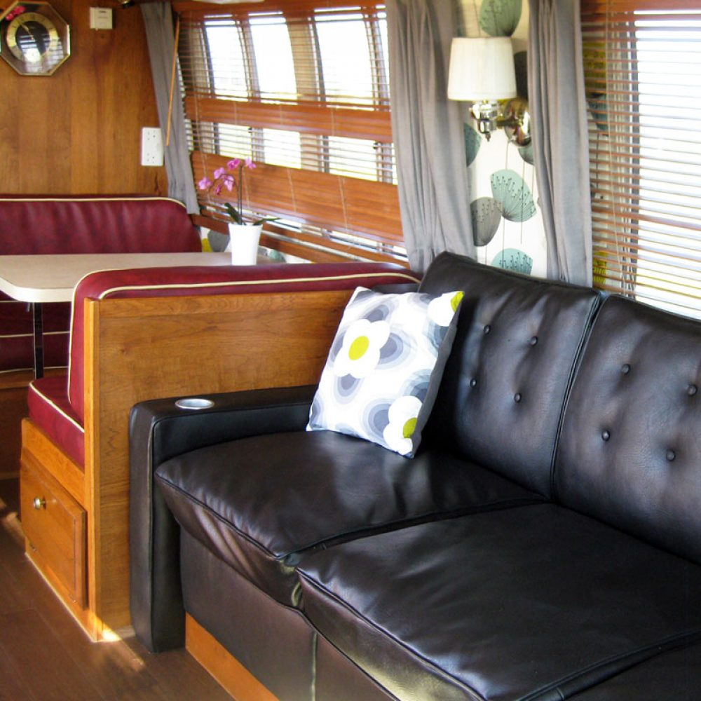 Airstream Sofa Bed