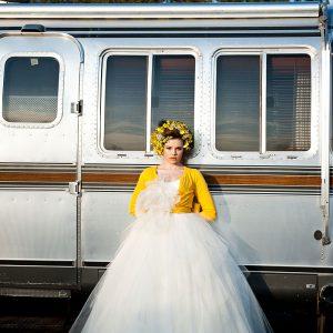 Airstream Wedding Photo Shoot