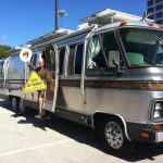 Larry Hagman's Airstream Motorhome