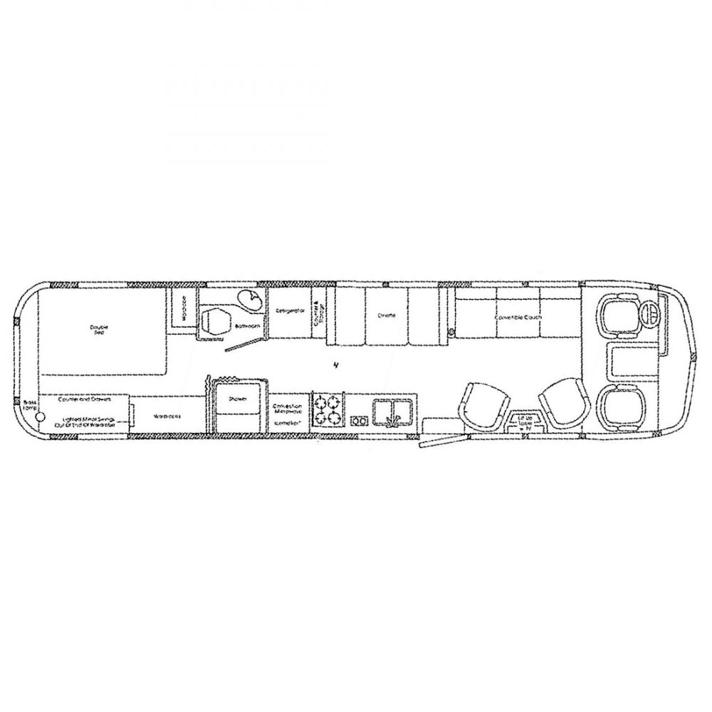 Airstream Layout