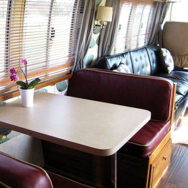Airstream Diner Seat