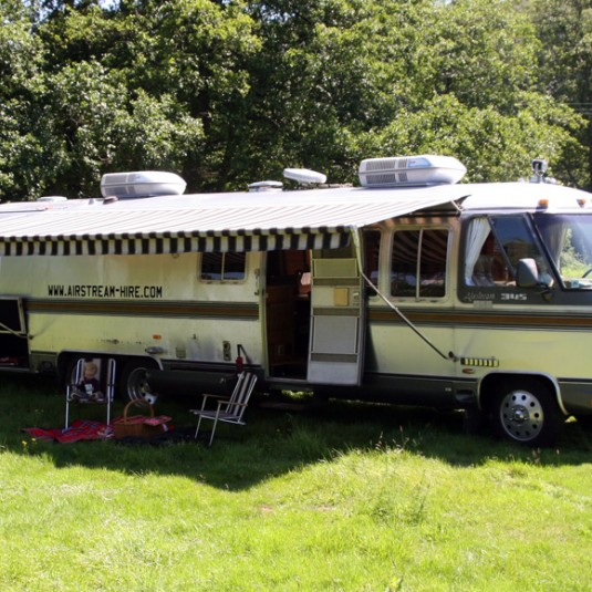 Airstream 345 Motorhome