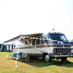 Airstream 345 Motorhome Festival