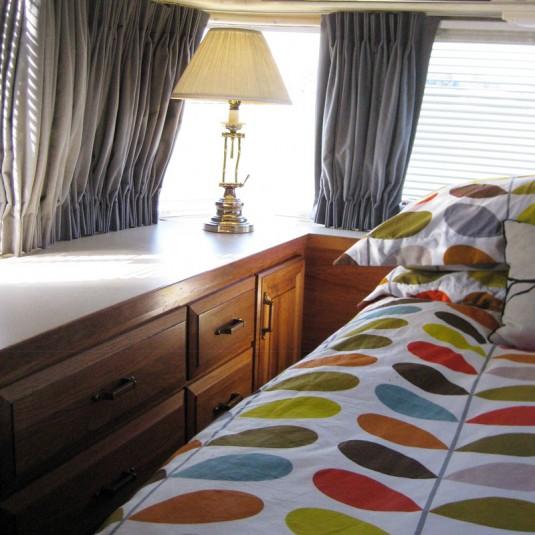 Airstream Bedroom