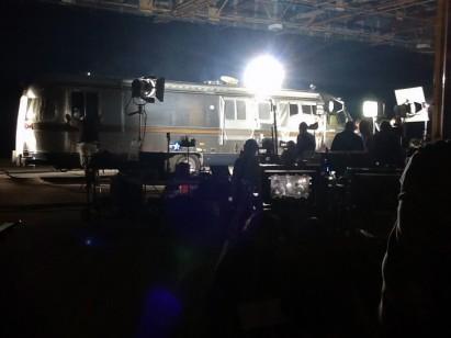 Rack Pack Filming